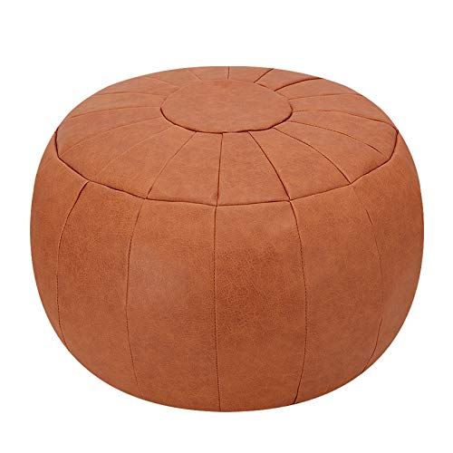 Rotot Decorative Pouf, Ottoman, Bean Bag Chair, Foot Stool, Foot Rest, Storage Solution or Wedding Gifts...